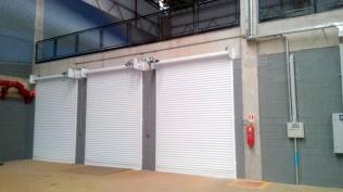 Porta de Aço Automática (8)