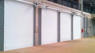 Porta de Aço Automática (1)